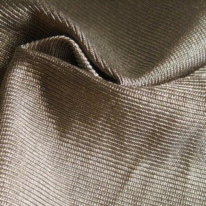 Silver coated conductive/shielding fabric