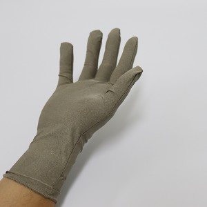Silver Gloves With Spandex (antibacterial/kill viruses)