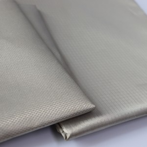 Copper and nickel Conductive Fabric
