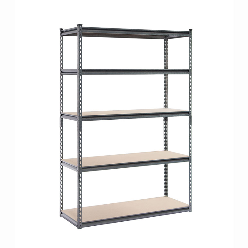 Rivet Botless 5-Shelf Steel Shelving 48″ W x 24″ D x 72″ H Featured Image