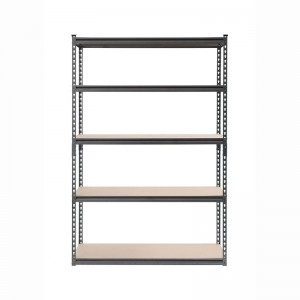 Rivet Botless 5-Shelf Steel Shelving 48″ W x 24″ D x 72″ H