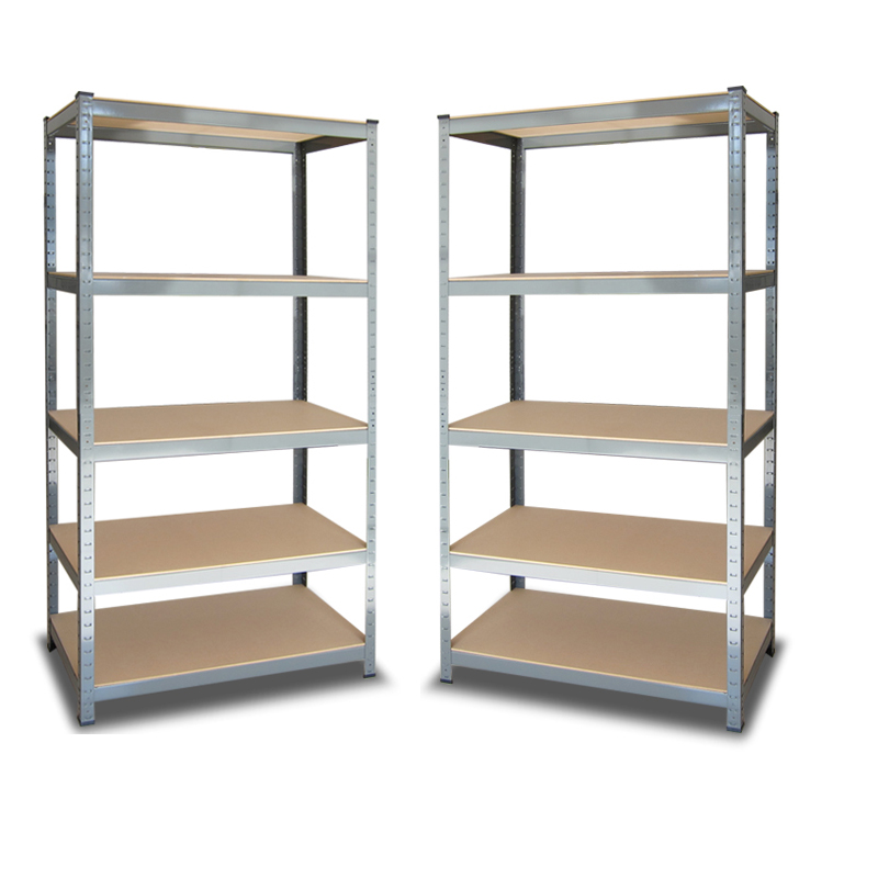 High Quality Non Dust Metal Shelving Unit 5 Shelf Racks Shelf Unit With Dural Metal Featured Image