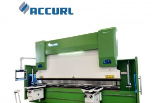 Low price for Mvd Press Brake - 220T 3200mm 8+1 axis CNC Press brak Machine with High Configuration – Accurl