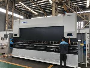 Original Factory Cnc Press Brake China - ACCURL 4 Axis CNC Press Brake 300 ton x 4000mm with DELEM DA58T CNC Controlle – Accurl