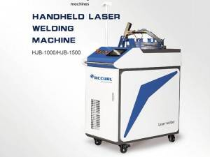 Fast delivery Cnc Laser Steel Cutting Machine - Handheld Laser Welding Machine – Accurl