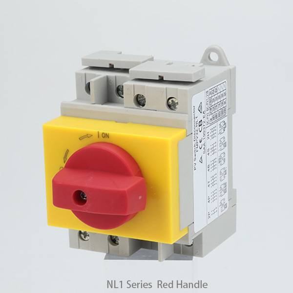 DC Isolator Switch NL1 Series Featured Image