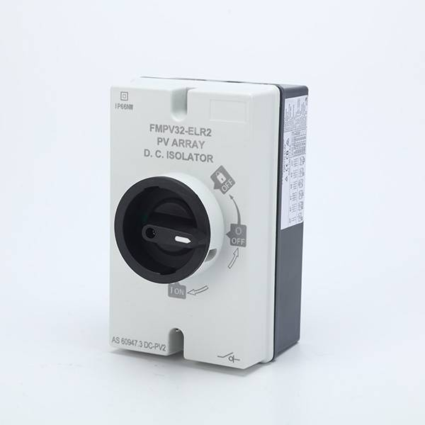 Enclosure DC Isolator Switch ELR2 Series Featured Image