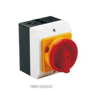 FMP Series Rotary Isolator switch (AC)