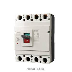 ADDM1/DC Series PV DC Moulded Case Circuit Breaker