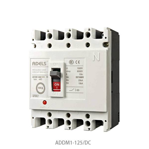 ADDM1/DC Series PV DC Moulded Case Circuit Breaker Featured Image