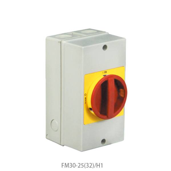 FM30 Rotary Isolator Switch Series (AC) Featured Image