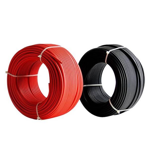 4mm² 6mm² solar cable 1500VDC PV cable solar panelentriroof cable 1x6mm Featured Image