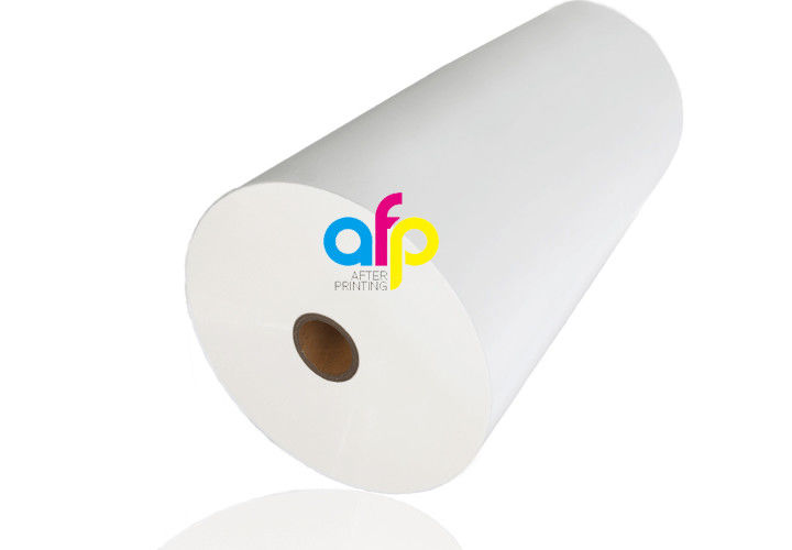 BOPP Thermal Eva Lamination Film Double Sides ROHS Certification