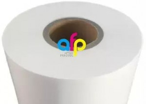 Fingerprint Free Soft Touch Matte Laminating Film for Luxury Packaging Consumption