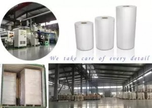 10 Years Experience Professional Transparent Thermal Laminating Film Supplier