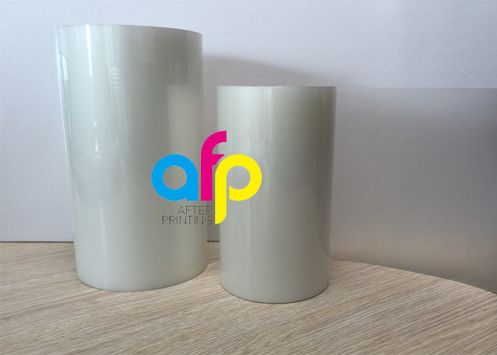 High Transparency Thermal Lamination Films ,  Mylar Glossy / Matte Lamination Film