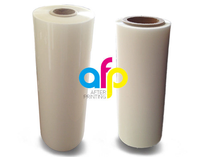 58mm Core Bopp Thermal Lamination Film 1.5 Mil / 3 Mil Glossy / Matt Finish
