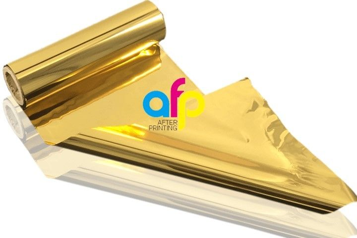 Water-Resistant Hot Stamping Foil For textile/cloth/garment/fabric