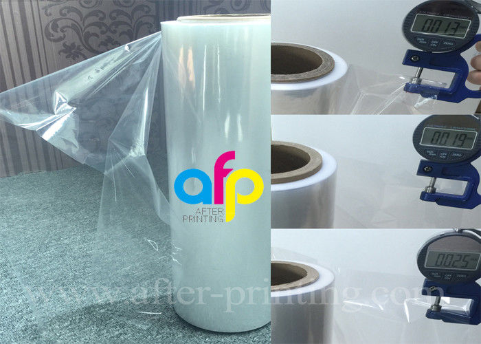 High Shrinkage Poliolefin Shrink Film
