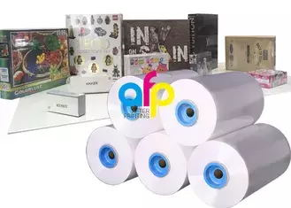 Premium Center Folded Polyolefin Shrink Film For Heat Wrapping Moisture Proof Featured Image