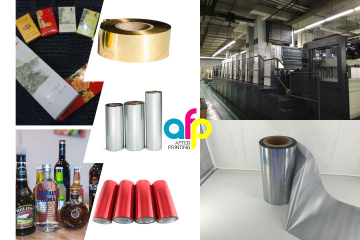 Professional Supplier Cold Stamping Digital Foil With High Efficiency And Quality