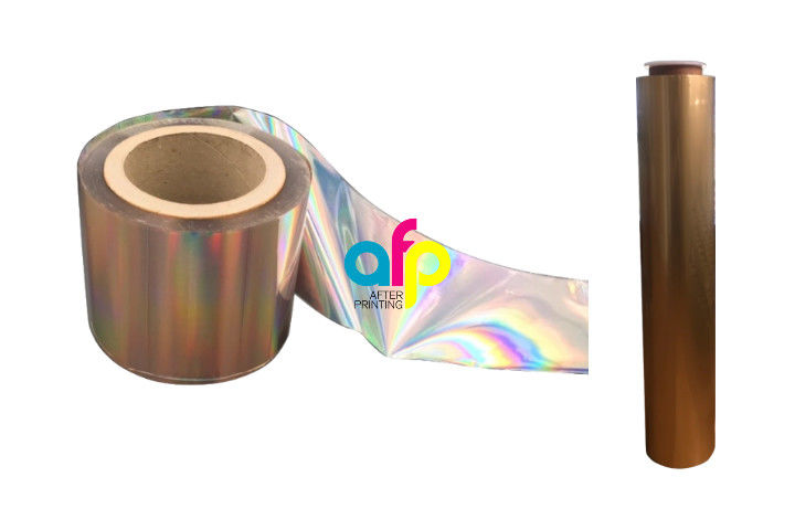 12 Years Professional Manufacturer Cold Foil For Offset Flexography And Digital Printings