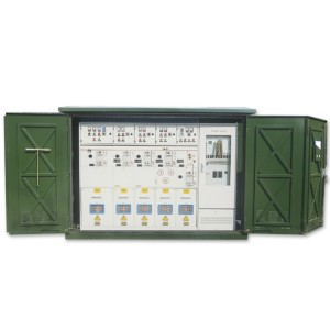 ZYDFW-12 cable distribution box (outdoor switchgear)