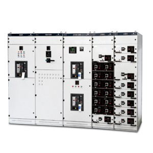 GCS low-voltage pull-out switchgear
