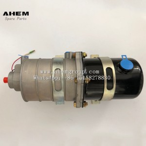 Truck air dryer for EQ153 DR31 RL3511BA