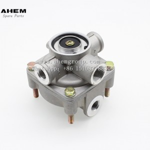 Truck trail relay valves brake valve wabco 9730010200 for benz iveco man
