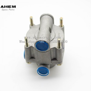 truck air brake valve unloader valve wabco 4730170080 for benz iveco