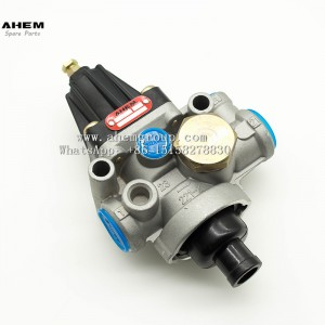 Chinese wholesale S And S Truck Parts - truck air brake valve unloader valve wabco 9753030850 for benz iveco  – AHEM