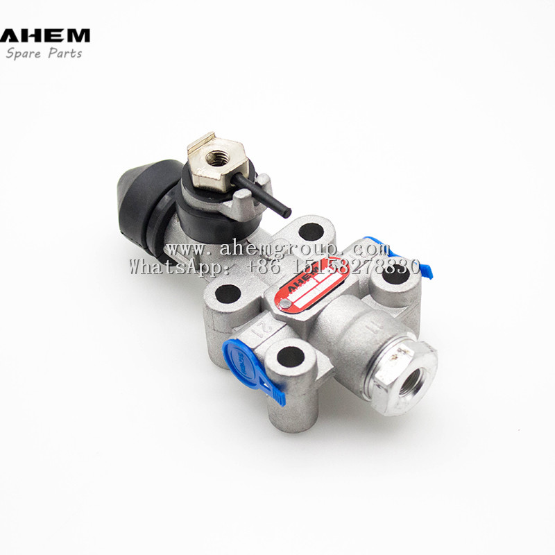 truck air brake valve unloader valve wabco SV1294 for benz iveco Featured Image