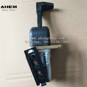 Hand brake valves 9617222120  for truck,trailer and bus