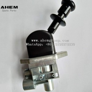 Hand brake valves DPM22A  for truck,trailer and bus