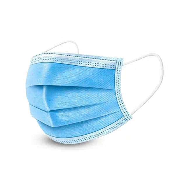 Disposable medical mask with CE/FDA 3 ply filter face mask