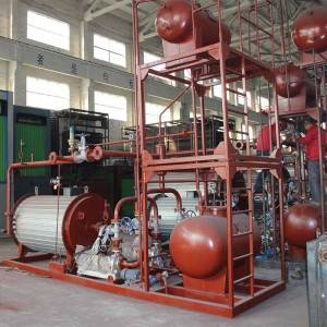 Ordinary Discount Outdoor Coal Boiler - Gas Oil Thermal Oil Boiler – Double Rings