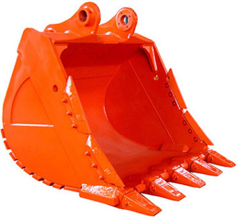 PC200 standard rock excavator bucket from Chinese manufacture