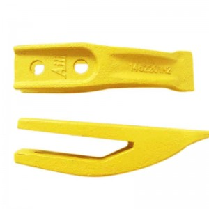 1462200M2 Mini wheel loader parts excavator bucket tooth point with high quality material