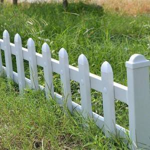High quality PVC Stabilizers for rail fence PVC shutters Garden fencing Picket fence horse rail fence