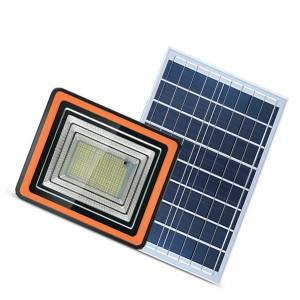 PVC housing solar flood light 10 to 200 w