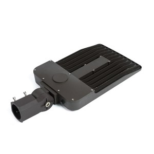 led shoebox area parking lot light 150w 200w led street light