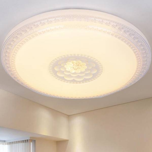 Indoor Round Led Ceiling Light Surface Mounted Night Light 24W and 32W for Dining Room Featured Image