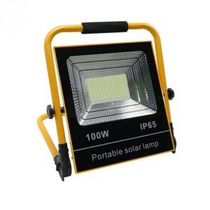 handheld portable solar light