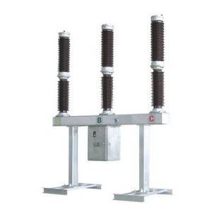 Wholesale Price Advanced Lightning Arrester - LW8A Outdoor High Voltage SF6 Circuit Breaker With Good Quality – Aiso