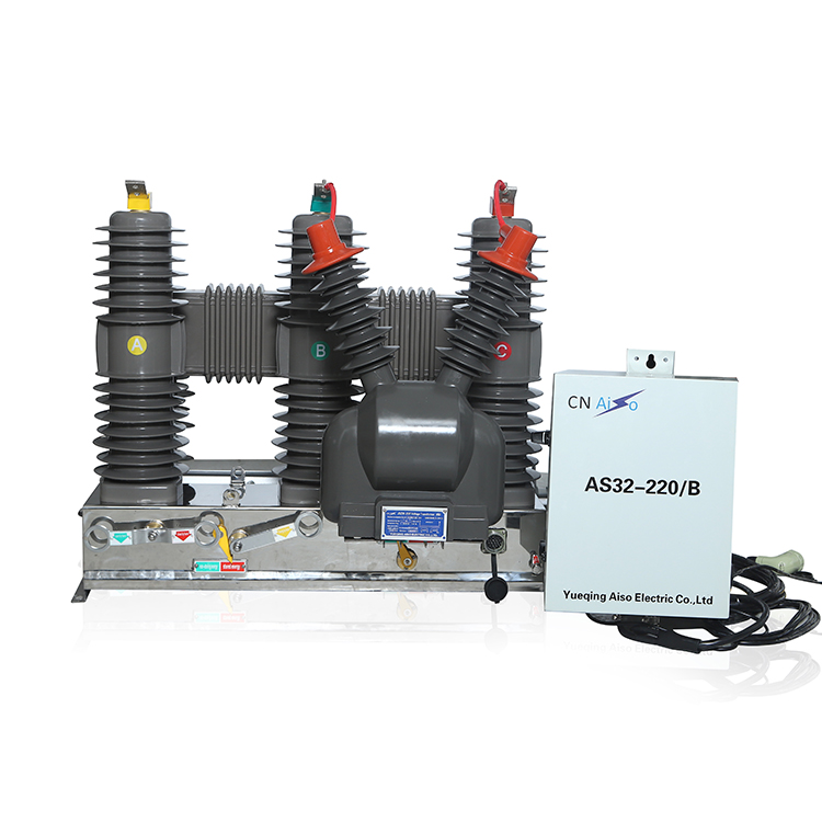 ZW32/Zero/G 24kV Pole Mounted Automatic Recloser Circuit Breaker