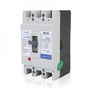 H Type 63A 3Pole MCCB Moulded Case Circuit Breaker