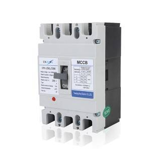 L Type 250A 3Pole MCCB Moulded Case Circuit Breaker