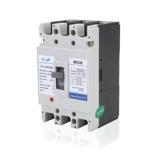 M Type 125A 3Pole MCCB Moulded Case Circuit Breaker
