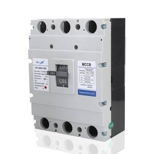 H Type 800A 3Pole MCCB Moulded Case Circuit Breaker